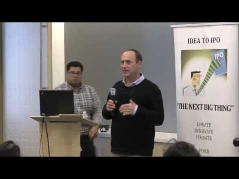 10.26.15 - How to Raise Early Stage Capital, Buddy Arnheim