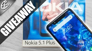 Nokia 5.1 Plus Unboxing, Hands On Review & GIVEAWAY!!!