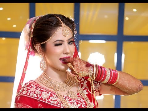 Chand Si Mehbooba --  Wedding Teaser By Bansal Studio