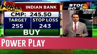 Indian Bank And OBC Bank Stocks On Power Play