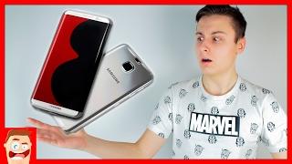Samsung Galaxy S8 будет ПОТРЯСНЫМ! ТОП 8 причин КУПИТЬ галакси с8 и s8 plus!