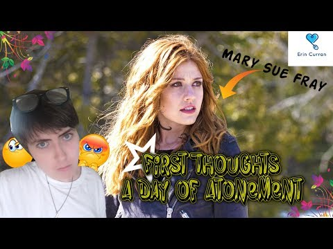 Clary and Jace Ruin Everything || First Thoughts || A Day of Atonement || Erin Uncut