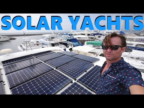 SOLAR ASSISTED YACHTS - An Interview With Heliotrope Yachts
