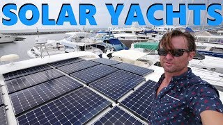SOLAR ASSISTED YACHTS - An Interview With Heliotrope Yachts Owner thumbnail