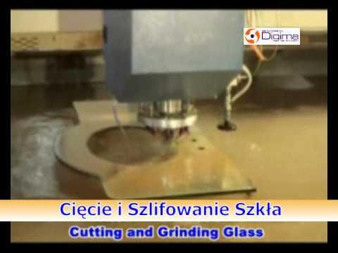 Chwalebne DIGIMA WATERJETY - maszyny do cięcia strumieniem wody - YouTube JK92