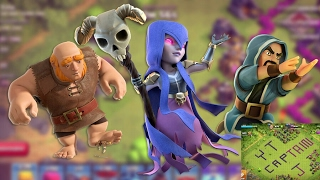 TH7 New GiWiWi Attack Strategy | CLASH OF CLANS
