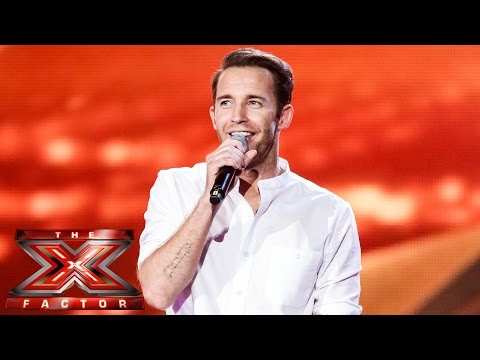 Jay James sings Leona Lewis' Run | Boot Camp | The X Factor UK 2014
