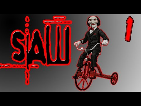 SAW |  The Video Game |  Billy Wants To Play