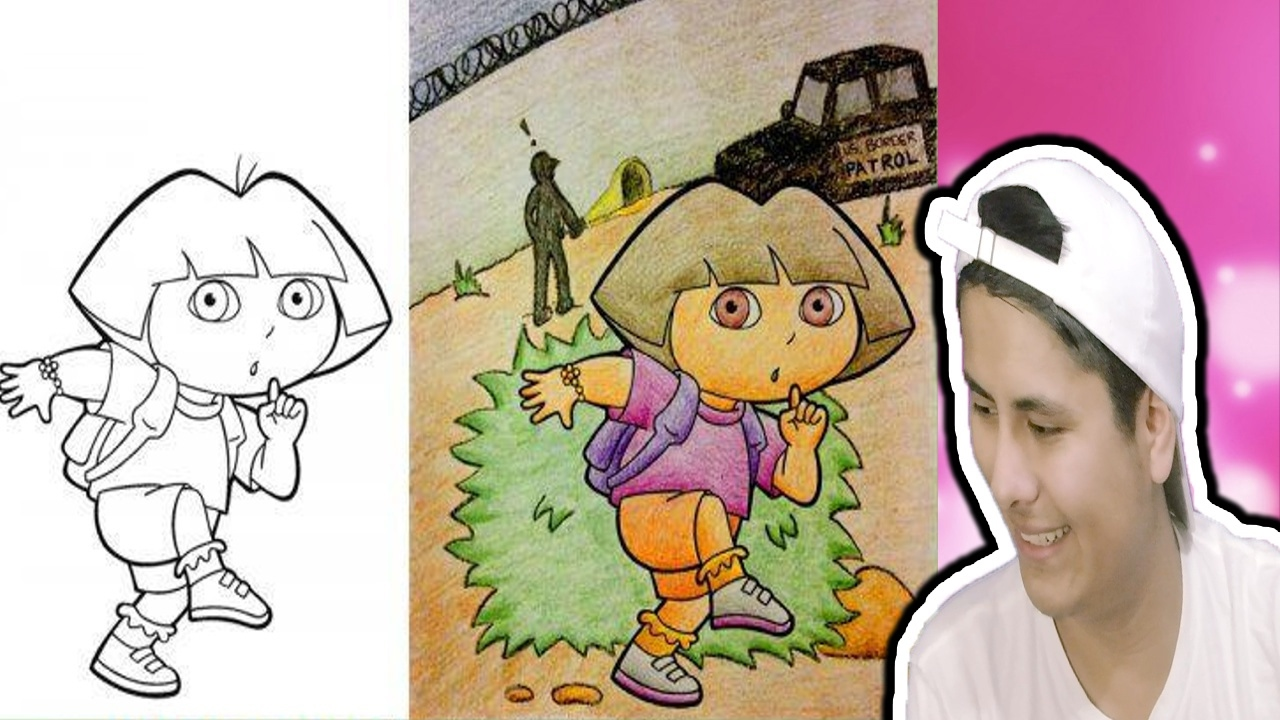 MOST Disturbing Moments From Childrens Coloring Books