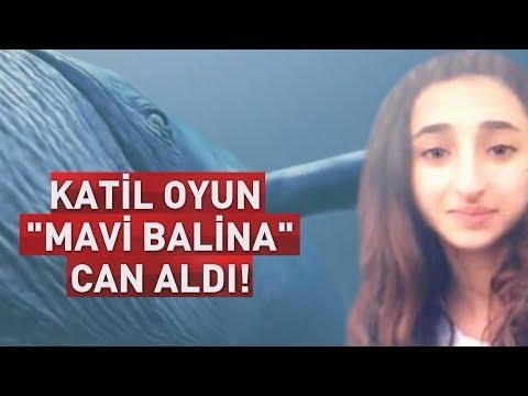 Katil Oyun 'Mavi Balina' Yine Can Aldı
