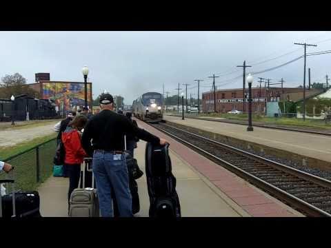 Riding Amtrak Train Illinois to Colorado