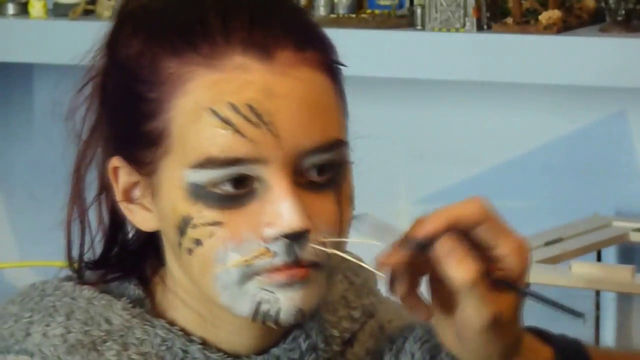 Halloween Special Make Up 2016 (2)