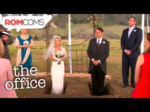 Dwight And Angela's Wedding (Finale) - The Office | Love, The Home Of Romance