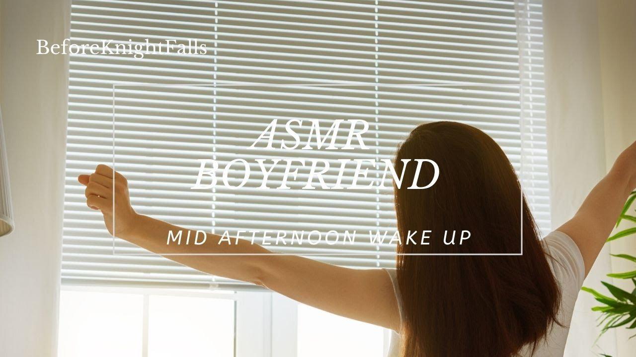 ASMR Boyfriend: Mid Afternoon Wake Up