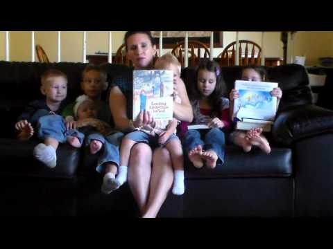 Video 2: Starting Our Homeschool Day with PE and Bible