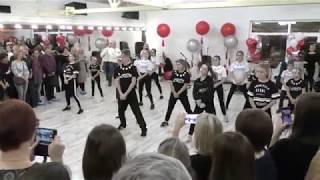 Выступление Hip-Hop Evil Clown на Официальном открытии UP fitnes в городе Железнодорожный
