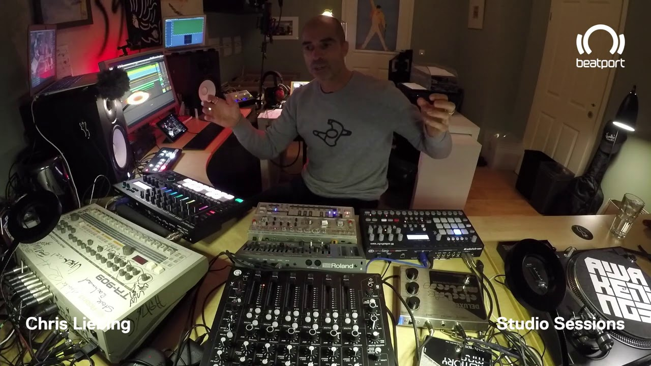 Beatport Production Session Stream Part Two 27.10.20