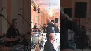 Bellagio Band wedding 👰 (Kiev Fairmont Hotel(03.11.2018 )