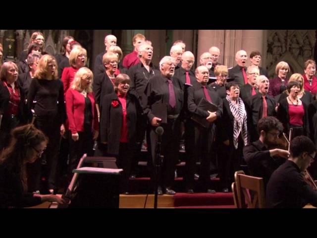 Dublin Airport Singers - Ave Verum, Mozart