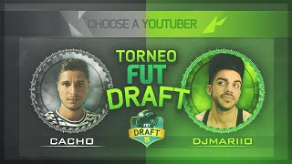 fifa 15   futdraft tournament   djmariio vs cacho