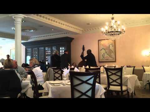Jazz Trio at Broussard's Sunday Brunch :: New Orleans LA