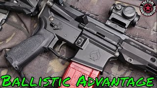 Ballistic Advantage AR-15 Full Build Hard To Beat Prices And Parts