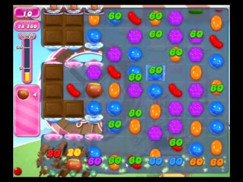 Candy Crush Saga Level 1763 - NO BOOSTERS