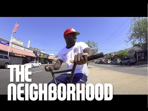 Nigel Sylvester Gives Complex A Tour of Queens, NY | The Neighborhood