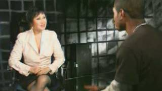 China, Yue Sai's World TV Show, Featuring, Usher, Producer-Director, Cathy Irby Durant