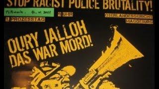 Oury Jalloh, das war Mord - oder: wie der Staat nach Kräften eine Todesermittlung behindert