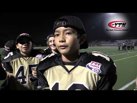 Tustin Cobras QB Jason Cheng  Post Bowl Game Interview
