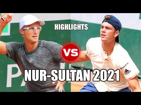 Peter Polansky vs Maximilian Marterer NUR-SULTAN 2021