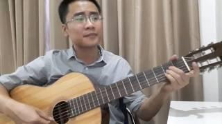 Tâm sự đời tôi. Đệm hát guitar