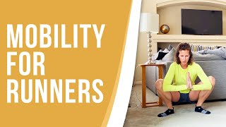 Mobility Exercises for Runners Part 2| RunToTheFinish