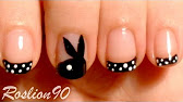 Playboy bunny nail art contest entry youtube 243 prinsesfo Image collections