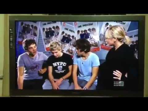 One Direction on Australia's Funniest Home Videos