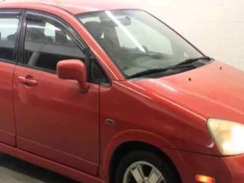 2003 Suzuki Aerio 4dr Wgn Sx 2 0l Auto W Abs Hatchback Santa Ana