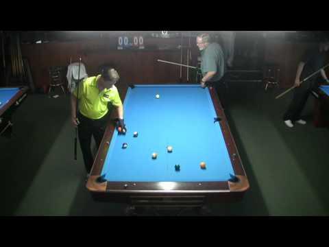 2016 US Amateur Championship - David Rowell VS Bob Ryan - Round 3