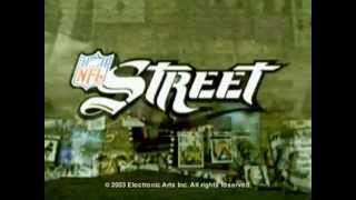 NFL Street - Game Trailer (2004)