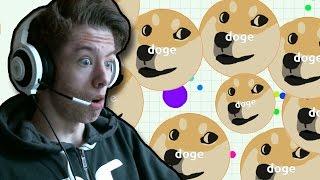 agario best game ever agario gameplay part 3 w facecam