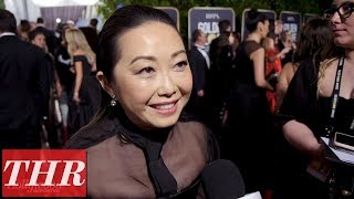 'The Farewell' Director Lulu Wang Would Give Hao Hao His Own Movie | Golden Globes
