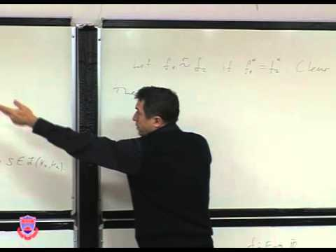 MATH-501 Real Analysis - I Lecture 34