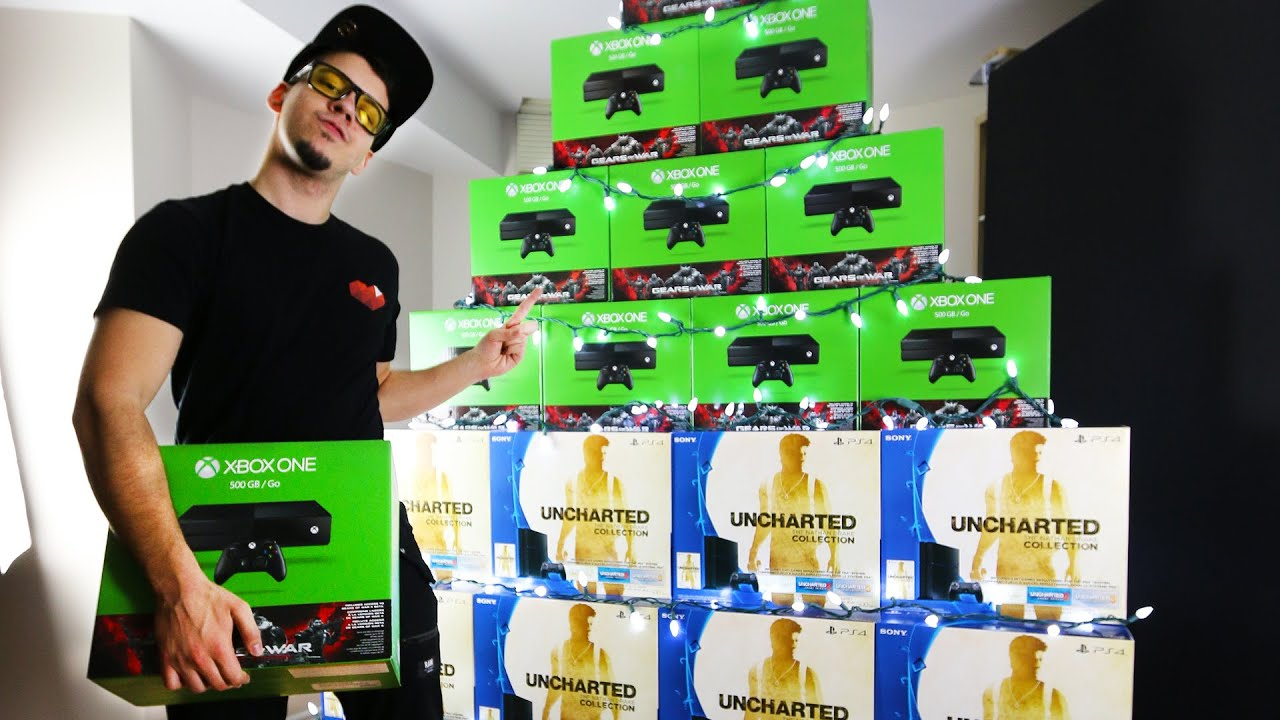 Xbox One Gamer Pics List : Huge ps and xbox one giveaway youtube