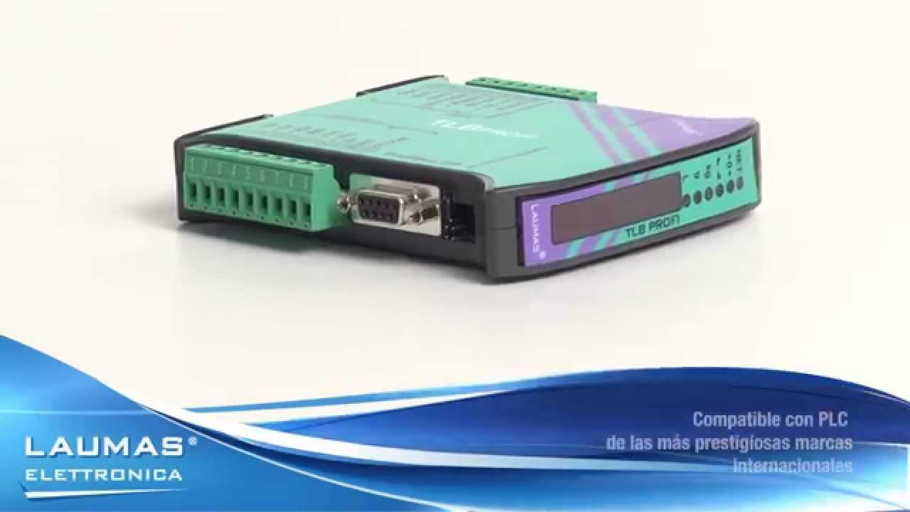 TLBPROFI -- Transmisores de peso digital (Profibus DP - RS485 ModBus ...