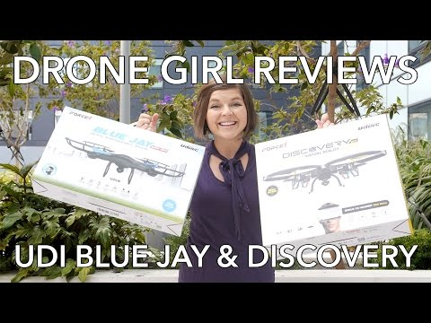 UDI Bluejay & Discovery Reviews: Two drones for less than $200