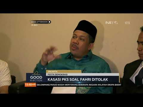 Pernyataan Fahri Hamzah Soal Kasasi Ditolak MA Mp3