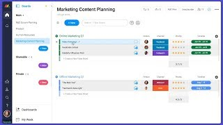 Managing teams and projects is now easier than ever. watch this demo to see how monday.com gives you peace of mind with: 0:10 - customizable boards 1:42 vi...