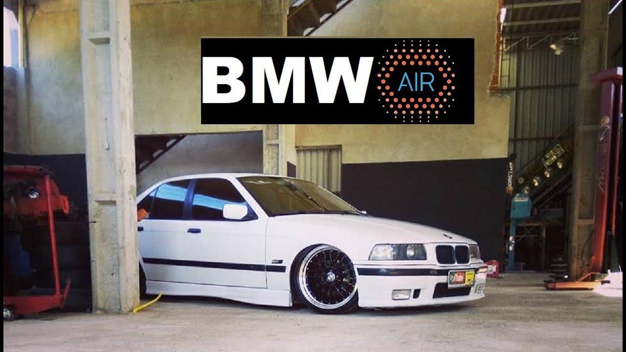 Bmw 325 Automatica Faz Burnout