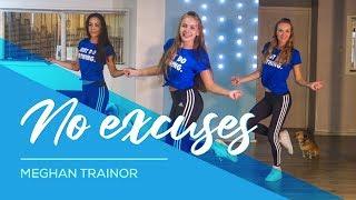 Baixar No Excuses - Meghan Trainor - Easy Fitness Dance Choreography - Baile - Coreo