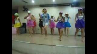 Festival de Dança Infantil do Liceu - Ilariê - Xuxa - 3° Ano G